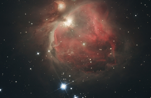 M42-Great Nebula in Orion